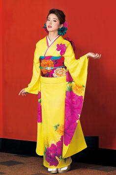 Kimono ~ Japan