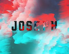 I was approached by the Hillsong creative team to come up with screens for the Biblical Joseph dream expressing psychedelic look and feel but with a modern touch.I first did take photographs of the sky reflecting the theme of a dream.Using in photo… Joseph Dreams, London Brands, Creative Jobs, Creative Portfolio, Brand Collection, New Work, Psychedelic, Dots, Neon Signs