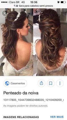 Wedding Hair Up, Bridal Hair, Our Wedding, Dream Wedding, Up Hairstyles, Wedding Hairstyles, Disney Wedding Dresses, Wedding Hair Inspiration, Wedding Planning