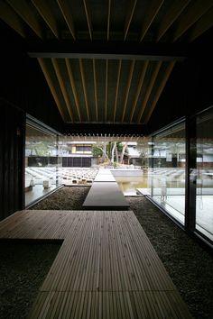 Ushioda House(Kengo Kuma), Kyoto, Japan