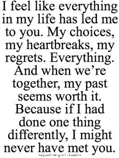 Beautifully said :) - Click image to find more Quotes Pinterest pins