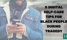 5 Self-Care Practices Black People Can Use While Coping With Trauma | Huffington Post