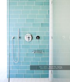 Beach Glass by Island Stone | Glass Tile | Tile Showcase in Watertown and Boston MA.