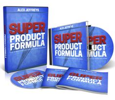 "The Super Product is AMAZING Product created by Alex Jeffreys. At the core of The The Super Product system is a 88+ minute over-the-shoulder video training which gives you simple step-by-step instruction on how to build your own ""The Super Product"" cash machines. The Super Product is dramatically different than all other training in the market place. There's no fluff, no filler — just PROVEN in-the-trenches strategies and tactics that are working right now. Nothing is held back – The Super…"