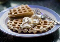 рецепт Венские вафли на сыворотке Breakfast, Sweet, Recipes, Mood, Breakfast Cafe, Rezepte, Recipe, Cooking Recipes