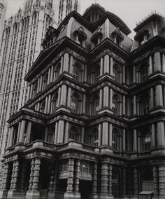 Old Post Office, Broadway and Park Row, Manhattan.
