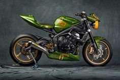 Trivia: LOOKING FOR INFO - Special Street Triple - Forum Triumphchepassione TCP