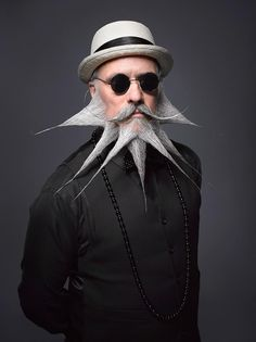 Most Charismatic Participants at National Beard And Moustache Competition 2016, http://photovide.com/beard-moustache-competition-2016/  Check more at http://photovide.com/beard-moustache-competition-2016/