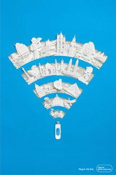 Celcom broadband. Click to enlarge