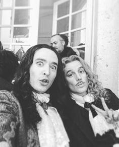 *cries about Alex and Evan friendship for ever* Versailles Tv Series, Let There Be Love, George Blagden, Evan Williams, Royal Queen, Now And Forever, Music Tv, Favorite Tv Shows, Woody Allen