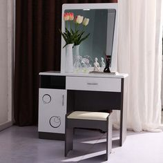 Furniture : Childrens Dressing Tables With Mirror And Stool Tables With  Lights Wooden Tables White Get