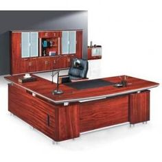 Genial Big Office Desk, Boss Desk, Office Furniture, Boss Desk