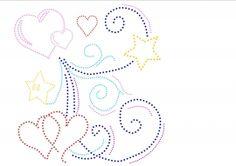 hartjes en sterren/hearts & stars
