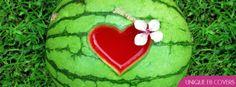 Watermelon Love Facebook Cover