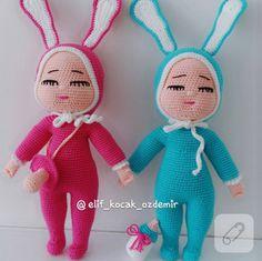 Amigurumi oyuncaklar