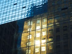 New York why and how, by Sergio Signorini   Blues #4, 2007, 30 x 40 cm