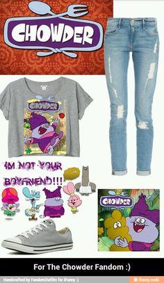 For The Chowder Fandom :) / iFunny :)