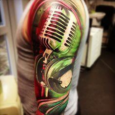 Tattoo by Max Pniewski   Tattoo No. 12507