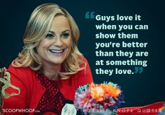 22 Quirky Quotes By Parks & Recreation's Leslie Knope That Are Oddly Inspiring Parks N Rec, Parks And Recreation, Leslie Knope Quotes, Quirky Quotes, Try Your Best, Nature Center, Comedy, Guys, Chill