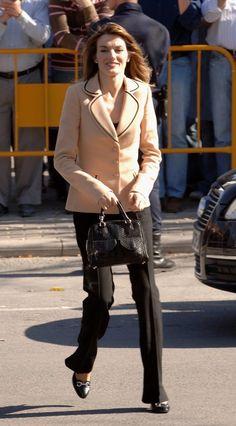 Queen Letizia of Spain's Evolution   POPSUGAR Latina