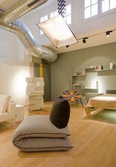 Furniture Showroom Lago Barcelona