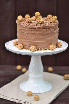 Nougat-Giotto-Torte: Nicht Nur Für Chocoholics | Das Knusperstübchen