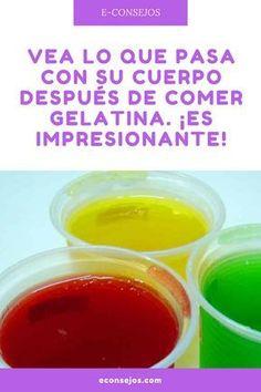 Gelatina beneficios