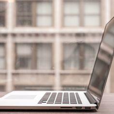 A beautiful MacBook Pro Retina
