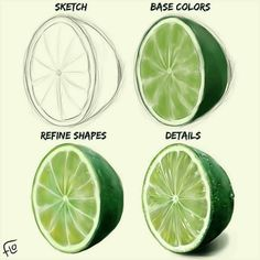 What is Your Painting Style? How do you find your own painting style? What is your painting style? Pencil Art Drawings, Realistic Drawings, Art Drawings Sketches, Easy Drawings, Horse Drawings, Colorful Drawings, Digital Painting Tutorials, Digital Art Tutorial, Art Tutorials
