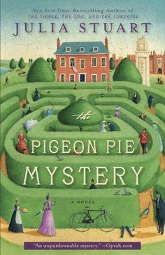The Pigeon Pie Mystery by Julia Stuart http://www.amazon.com/dp/0307947696/ref=cm_sw_r_pi_dp_rRIEub0Y7HXB7