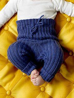 Garn baby wool blå - Stof & Stil