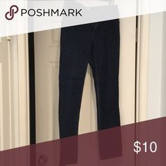 J Jill skinny jeans Skinny jeans with stretch.  Size 6 J. Jill Pants Skinny