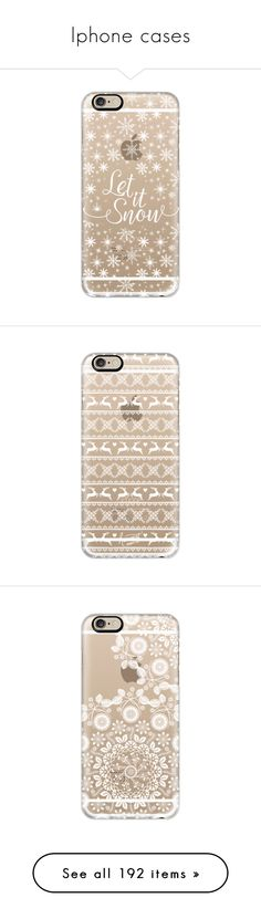 """""""Iphone cases"""" by xo-panda-xo ❤ liked on Polyvore featuring iphone, phone, collection, apple, cases, accessories, tech accessories, phone cases, phones y electronics"""