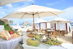 Weekly paella & authentic Mexican at Azul Beach Hotel, by Karisma