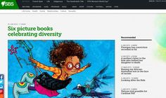 This article lists six picture books that celebrate diversity for children to read. These include books by Aboriginal authors.