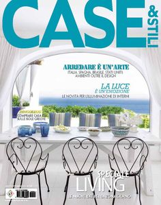 Case & Stili   Case & Stili is a magazine for home and garden enthusiasts. Dream homes, practical and functional living solutions, interior design ideas, design items, gardening tips, attention to ecology and technology: Case & Stili is the most complete and content-rich magazine dedicated to your home. ➤ To see more ideas visit Sideboards and Buffets Blog and subscribe our newsletter! #homedecorideas #interiordesign #decorideas #designtrends #interiordesignmagazines #designmagazines