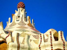 Gaudi: that's it, I must get to Barcelona to shot this man's work. What a master.