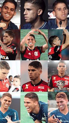 Simplesmente Cuéllar😍 Time Do Brasil, Camp Nou, Neymar, Jogging, Football, Baseball Cards, Sports, Kiwi, Paradise