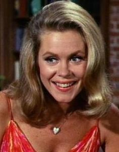 Bewitched Tv show. Samantha Stevens witch.