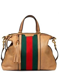 Gucci '13... normally i think Gucci is rather tacky, but i actually love this bag...