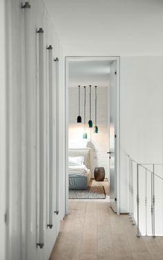 Белая сказка в двухуровневой квартире | Rusdesigner | Дизайн Архитектура Интерьеры