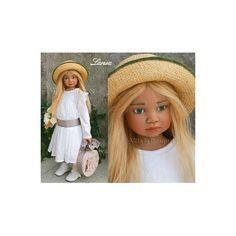 ANGELA SUTTER POUPEE LARISA - poupée d'artiste unique d'Angela Sutter