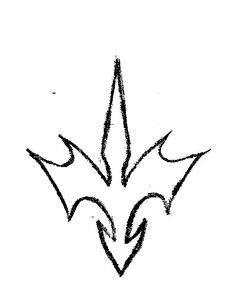 Dragon Symbol by CrimsonAngelofShadow on deviantART
