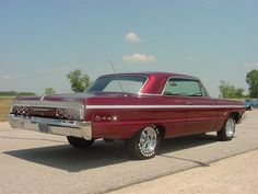 1964 Chevrolet Impala my car