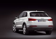 carro novo: Audi Q3 2013