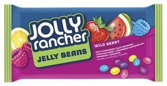 Jolly Rancher Wild Berry Jelly Beans