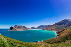 Formerly known as a fishing village, Hout Bay has managed to maintain a unique culture that balances it's fishing and country roots. All the beaches on the bay face exceptionally beautiful mountains. Sites Touristiques, Cape Town South Africa, Out Of Africa, Fishing Villages, Africa Travel, Travel Couple, Along The Way, Plan Your Trip, Holiday Destinations