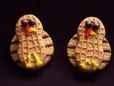 nutter butter turkeys!