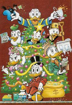 Don Rosa christmas