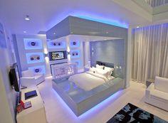 lights bedroom on Cool Modern Bedroom Lighting Design Ideas Modern Bedroom Lighting